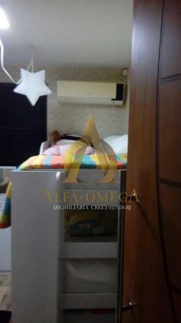8 - Apartamento à venda Avenida Tenente-Coronel Muniz de Aragão,Anil, Rio de Janeiro - R$ 240.000 - AOJ20192 - 15