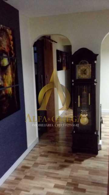 9 - Apartamento à venda Avenida Tenente-Coronel Muniz de Aragão,Anil, Rio de Janeiro - R$ 240.000 - AOJ20192 - 6