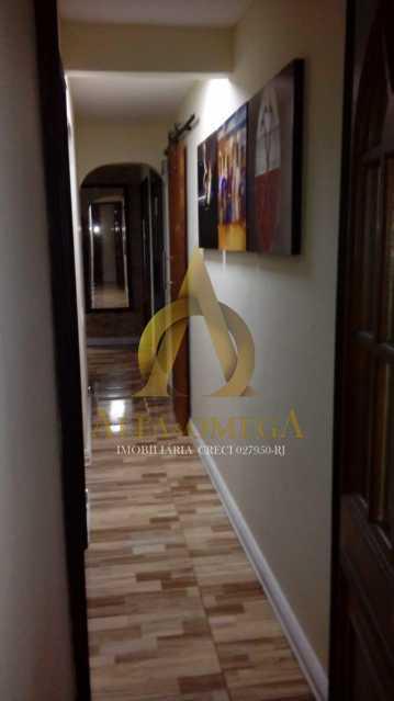 11 - Apartamento à venda Avenida Tenente-Coronel Muniz de Aragão,Anil, Rio de Janeiro - R$ 240.000 - AOJ20192 - 7