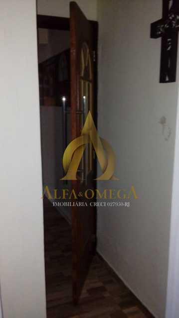12 - Apartamento à venda Avenida Tenente-Coronel Muniz de Aragão,Anil, Rio de Janeiro - R$ 240.000 - AOJ20192 - 9