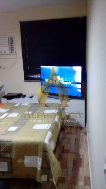 13 - Apartamento à venda Avenida Tenente-Coronel Muniz de Aragão,Anil, Rio de Janeiro - R$ 240.000 - AOJ20192 - 11