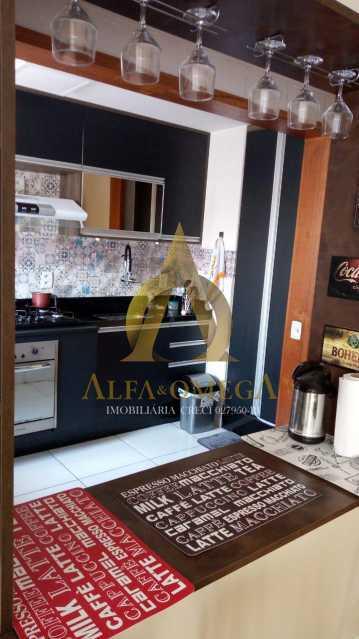 15 - Apartamento à venda Avenida Tenente-Coronel Muniz de Aragão,Anil, Rio de Janeiro - R$ 240.000 - AOJ20192 - 17