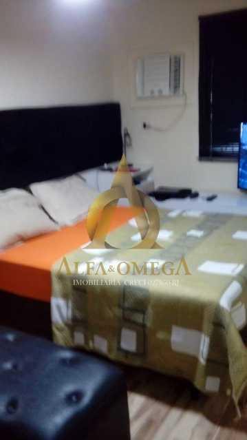 17 - Apartamento à venda Avenida Tenente-Coronel Muniz de Aragão,Anil, Rio de Janeiro - R$ 240.000 - AOJ20192 - 12