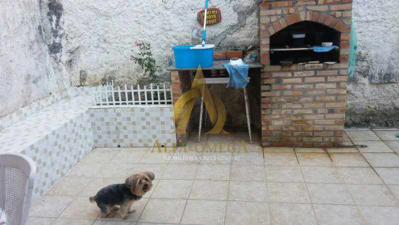 1 - Casa em Condomínio Estrada do Outeiro Santo,Taquara, Rio de Janeiro, RJ Para Venda e Aluguel, 3 Quartos, 200m² - AOJ60082 - 18