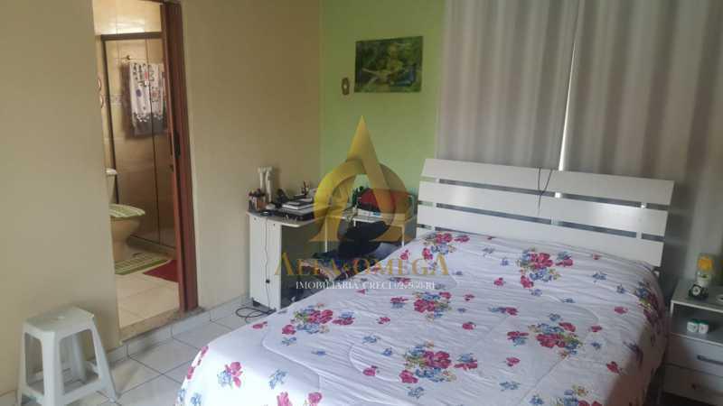 4 - Casa em Condomínio Estrada do Outeiro Santo,Taquara, Rio de Janeiro, RJ Para Venda e Aluguel, 3 Quartos, 200m² - AOJ60082 - 9