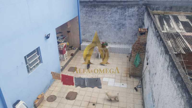 6 - Casa em Condomínio Estrada do Outeiro Santo,Taquara, Rio de Janeiro, RJ Para Venda e Aluguel, 3 Quartos, 200m² - AOJ60082 - 19