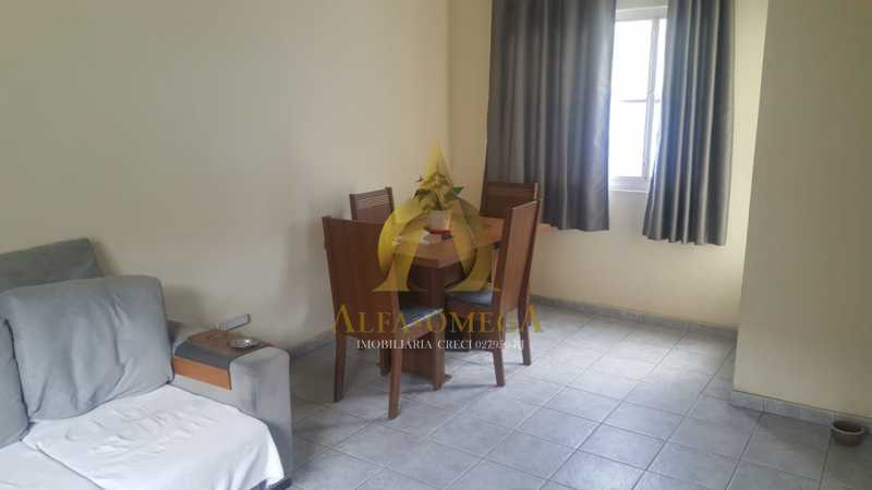 7 - Casa em Condomínio Estrada do Outeiro Santo,Taquara, Rio de Janeiro, RJ Para Venda e Aluguel, 3 Quartos, 200m² - AOJ60082 - 3