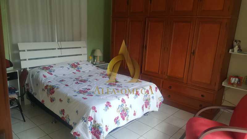 8 - Casa em Condomínio Estrada do Outeiro Santo,Taquara, Rio de Janeiro, RJ Para Venda e Aluguel, 3 Quartos, 200m² - AOJ60082 - 8