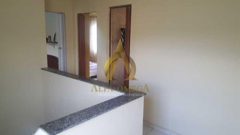 11 - Casa em Condomínio Estrada do Outeiro Santo,Taquara, Rio de Janeiro, RJ Para Venda e Aluguel, 3 Quartos, 200m² - AOJ60082 - 7