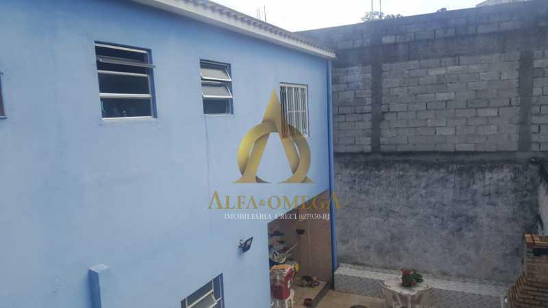 13 - Casa em Condomínio Estrada do Outeiro Santo,Taquara, Rio de Janeiro, RJ Para Venda e Aluguel, 3 Quartos, 200m² - AOJ60082 - 20