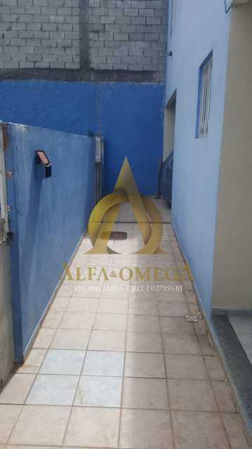 14 - Casa em Condomínio Estrada do Outeiro Santo,Taquara, Rio de Janeiro, RJ Para Venda e Aluguel, 3 Quartos, 200m² - AOJ60082 - 16