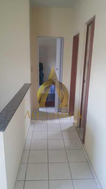 16 - Casa em Condomínio Estrada do Outeiro Santo,Taquara, Rio de Janeiro, RJ Para Venda e Aluguel, 3 Quartos, 200m² - AOJ60082 - 6