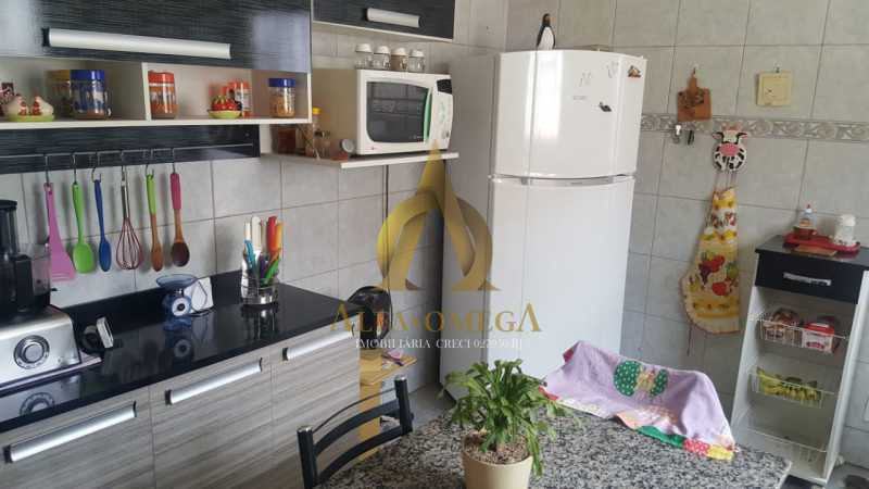 18 - Casa em Condomínio Estrada do Outeiro Santo,Taquara, Rio de Janeiro, RJ Para Venda e Aluguel, 3 Quartos, 200m² - AOJ60082 - 12