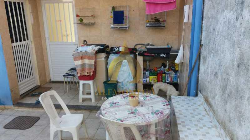 19 - Casa em Condomínio Estrada do Outeiro Santo,Taquara, Rio de Janeiro, RJ Para Venda e Aluguel, 3 Quartos, 200m² - AOJ60082 - 15