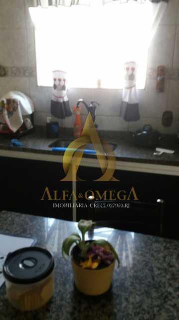 20 - Casa em Condomínio Estrada do Outeiro Santo,Taquara, Rio de Janeiro, RJ Para Venda e Aluguel, 3 Quartos, 200m² - AOJ60082 - 13