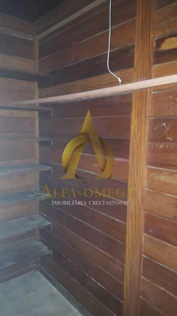 7 - Casa em Condomínio à venda Estrada de Jacarepaguá,Itanhangá, Rio de Janeiro - R$ 730.000 - AO60148 - 13