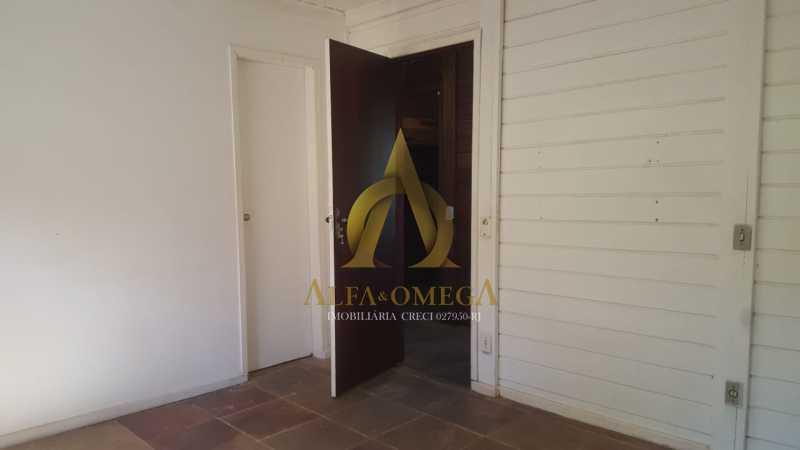 9 - Casa em Condomínio à venda Estrada de Jacarepaguá,Itanhangá, Rio de Janeiro - R$ 730.000 - AO60148 - 10