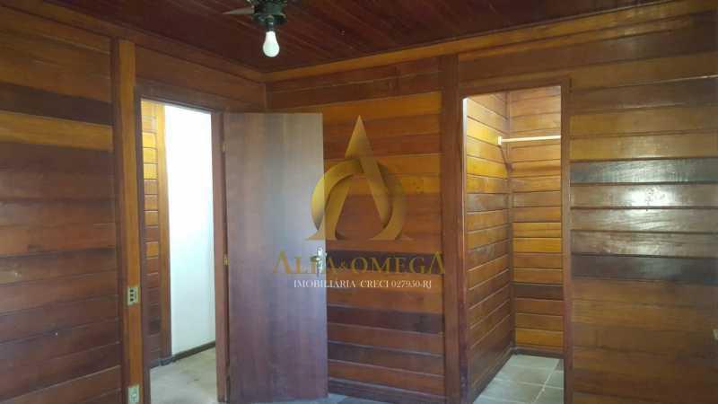 10 - Casa em Condomínio à venda Estrada de Jacarepaguá,Itanhangá, Rio de Janeiro - R$ 730.000 - AO60148 - 15