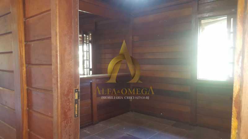 13 - Casa em Condomínio à venda Estrada de Jacarepaguá,Itanhangá, Rio de Janeiro - R$ 730.000 - AO60148 - 9