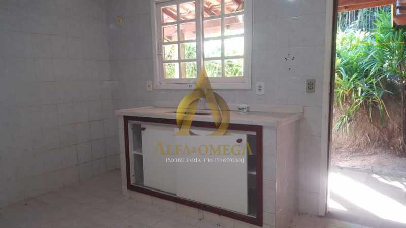 14 - Casa em Condomínio à venda Estrada de Jacarepaguá,Itanhangá, Rio de Janeiro - R$ 730.000 - AO60148 - 19