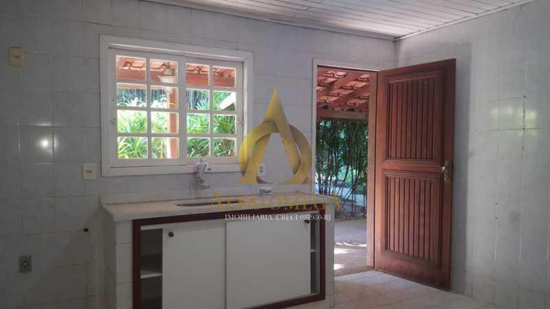 16 - Casa em Condomínio à venda Estrada de Jacarepaguá,Itanhangá, Rio de Janeiro - R$ 730.000 - AO60148 - 20