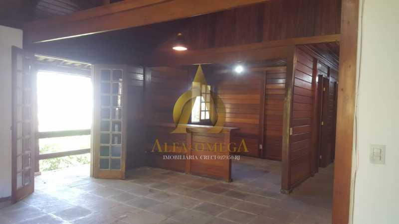 19 - Casa em Condomínio à venda Estrada de Jacarepaguá,Itanhangá, Rio de Janeiro - R$ 730.000 - AO60148 - 6