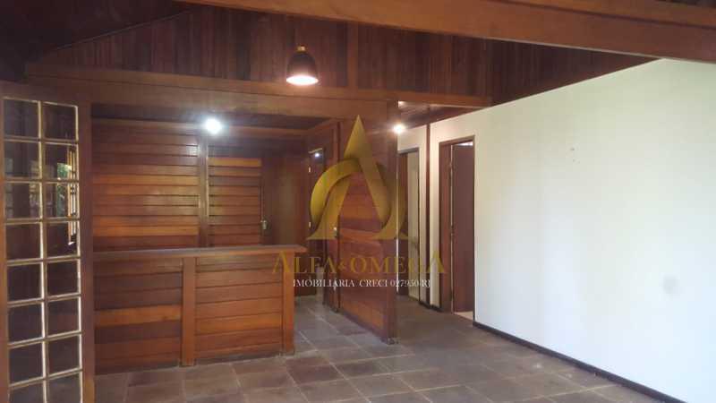 20 - Casa em Condomínio à venda Estrada de Jacarepaguá,Itanhangá, Rio de Janeiro - R$ 730.000 - AO60148 - 8