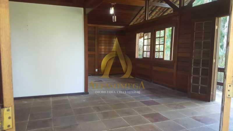 22 - Casa em Condomínio à venda Estrada de Jacarepaguá,Itanhangá, Rio de Janeiro - R$ 730.000 - AO60148 - 5