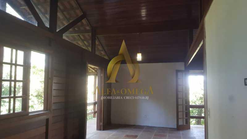 23 - Casa em Condomínio à venda Estrada de Jacarepaguá,Itanhangá, Rio de Janeiro - R$ 730.000 - AO60148 - 4