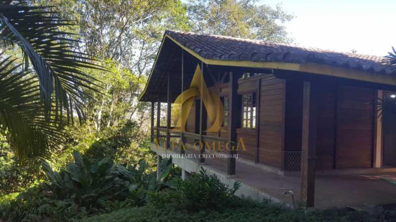 26 - Casa em Condomínio à venda Estrada de Jacarepaguá,Itanhangá, Rio de Janeiro - R$ 730.000 - AO60148 - 1