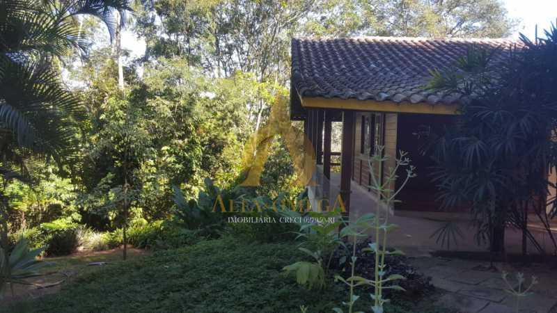 27 - Casa em Condomínio à venda Estrada de Jacarepaguá,Itanhangá, Rio de Janeiro - R$ 730.000 - AO60148 - 28