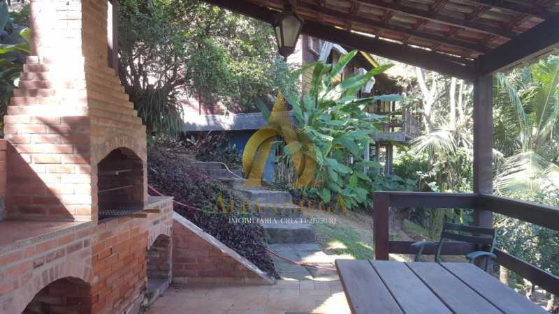 28 - Casa em Condomínio à venda Estrada de Jacarepaguá,Itanhangá, Rio de Janeiro - R$ 730.000 - AO60148 - 22
