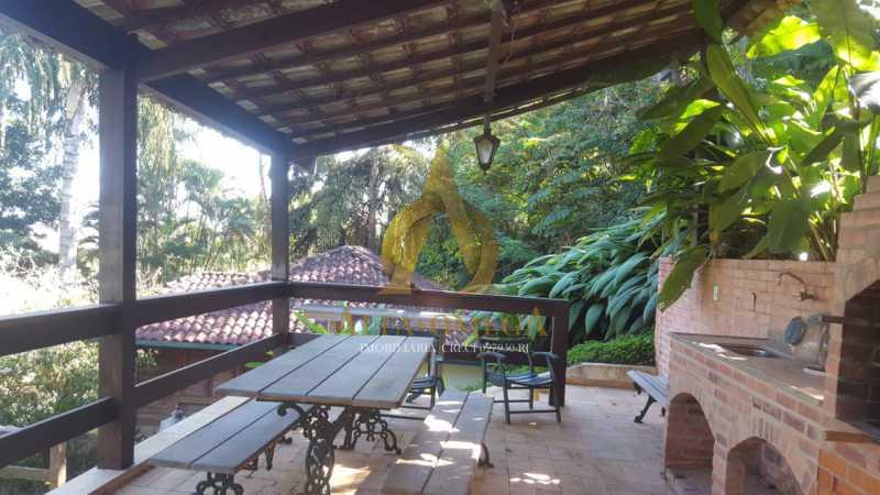 30 - Casa em Condomínio à venda Estrada de Jacarepaguá,Itanhangá, Rio de Janeiro - R$ 730.000 - AO60148 - 23