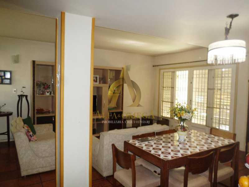 1 - Casa em Condomínio Rua Percy Lau,Pechincha, Rio de Janeiro, RJ À Venda, 3 Quartos, 180m² - AOJ60083 - 3