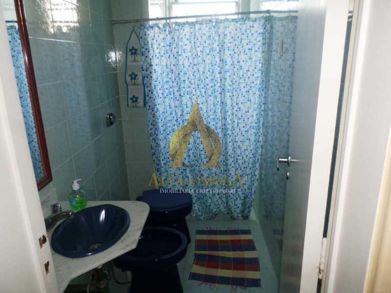 6 - Casa em Condomínio Rua Percy Lau,Pechincha, Rio de Janeiro, RJ À Venda, 3 Quartos, 180m² - AOJ60083 - 19