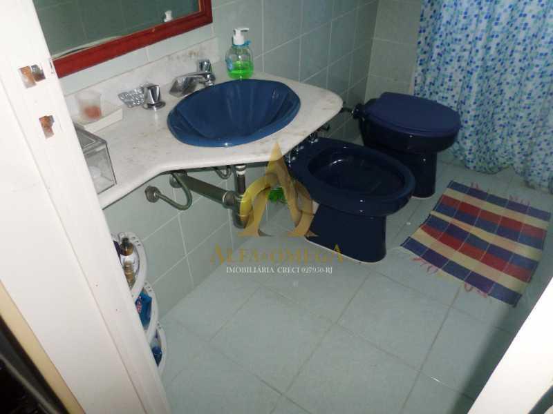 7 - Casa em Condomínio Rua Percy Lau,Pechincha, Rio de Janeiro, RJ À Venda, 3 Quartos, 180m² - AOJ60083 - 20