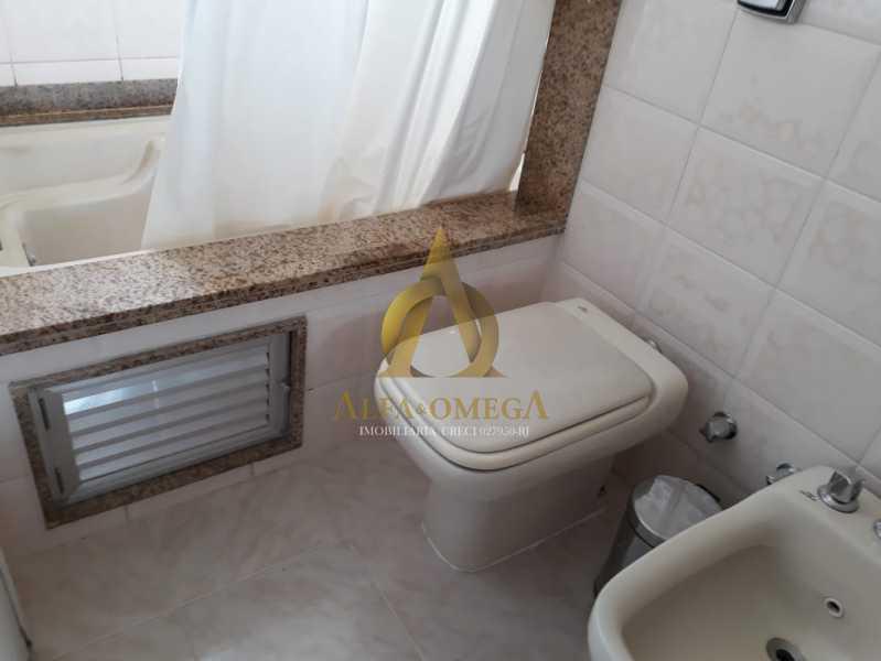 9 - Casa em Condomínio Rua Percy Lau,Pechincha, Rio de Janeiro, RJ À Venda, 3 Quartos, 180m² - AOJ60083 - 10