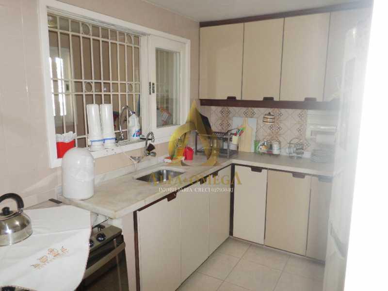 13 - Casa em Condomínio Rua Percy Lau,Pechincha, Rio de Janeiro, RJ À Venda, 3 Quartos, 180m² - AOJ60083 - 14