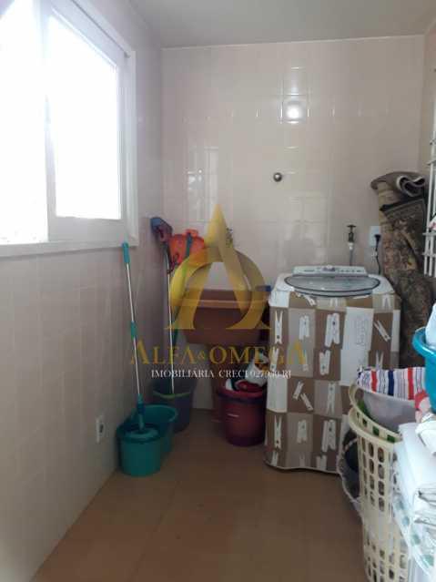17 - Casa em Condomínio Rua Percy Lau,Pechincha, Rio de Janeiro, RJ À Venda, 3 Quartos, 180m² - AOJ60083 - 18