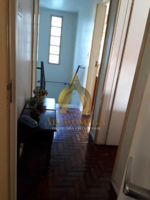 21 - Casa em Condomínio Rua Percy Lau,Pechincha, Rio de Janeiro, RJ À Venda, 3 Quartos, 180m² - AOJ60083 - 16