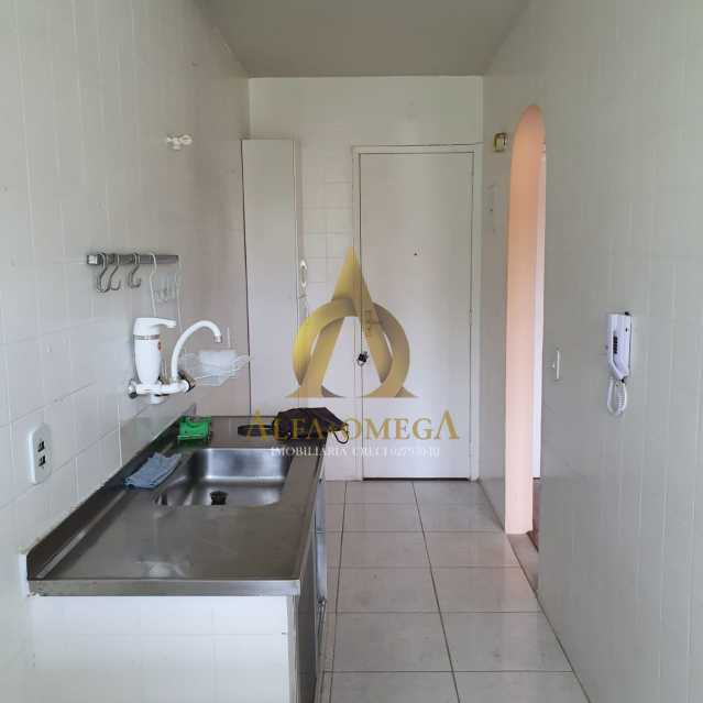 15 - Apartamento Estrada do Cafundá,Taquara, Rio de Janeiro, RJ Para Venda e Aluguel, 2 Quartos, 60m² - AOJ20194 - 13