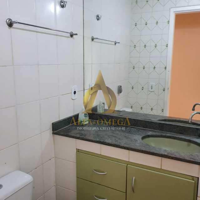 17 - Apartamento Estrada do Cafundá,Taquara, Rio de Janeiro, RJ Para Venda e Aluguel, 2 Quartos, 60m² - AOJ20194 - 12