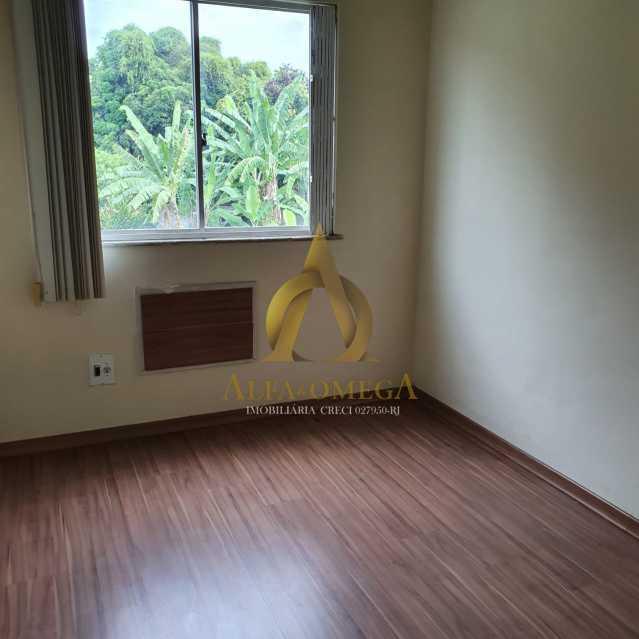 18 - Apartamento Estrada do Cafundá,Taquara, Rio de Janeiro, RJ Para Venda e Aluguel, 2 Quartos, 60m² - AOJ20194 - 9