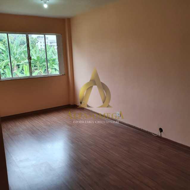 19 - Apartamento Estrada do Cafundá,Taquara, Rio de Janeiro, RJ Para Venda e Aluguel, 2 Quartos, 60m² - AOJ20194 - 4