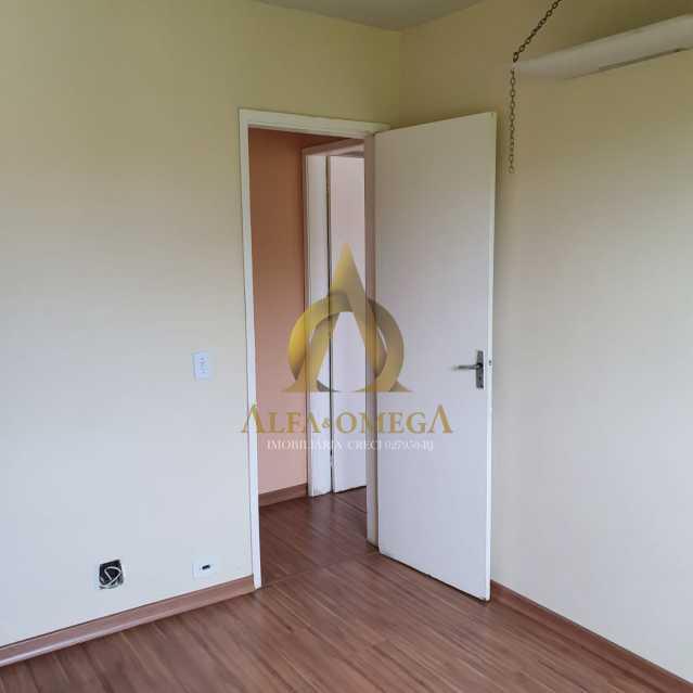 20 - Apartamento Estrada do Cafundá,Taquara, Rio de Janeiro, RJ Para Venda e Aluguel, 2 Quartos, 60m² - AOJ20194 - 5