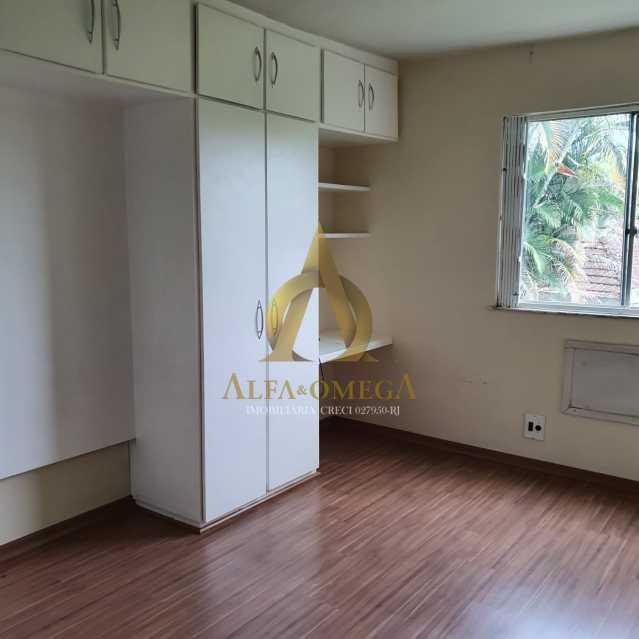21 - Apartamento Estrada do Cafundá,Taquara, Rio de Janeiro, RJ Para Venda e Aluguel, 2 Quartos, 60m² - AOJ20194 - 6
