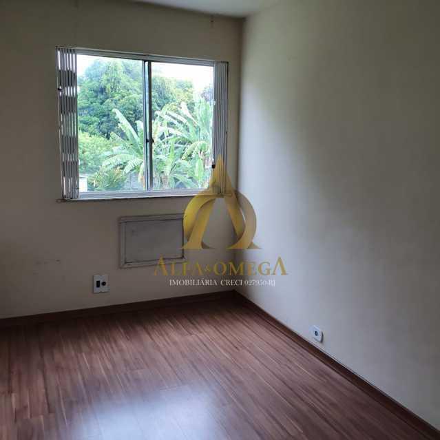 22 - Apartamento Estrada do Cafundá,Taquara, Rio de Janeiro, RJ Para Venda e Aluguel, 2 Quartos, 60m² - AOJ20194 - 10