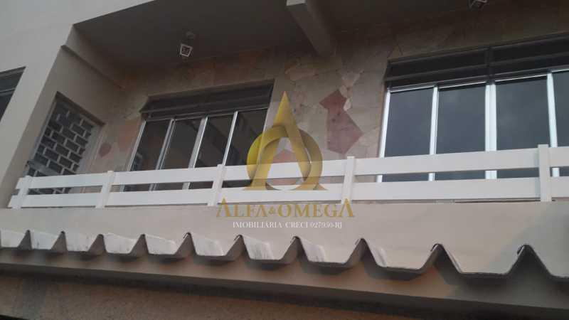 1 - Casa em Condomínio Estrada do Tindiba,Pechincha, Rio de Janeiro, RJ Para Alugar, 2 Quartos, 104m² - AOJ60035L - 3