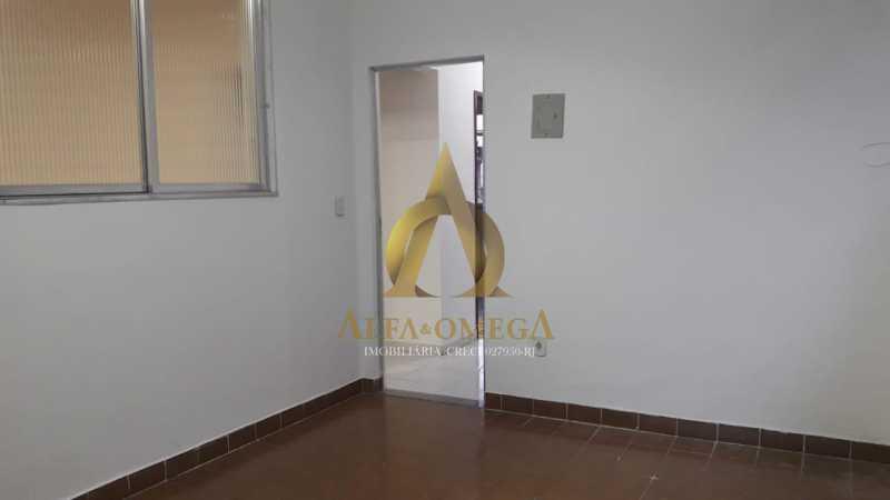 2 - Casa em Condomínio Estrada do Tindiba,Pechincha, Rio de Janeiro, RJ Para Alugar, 2 Quartos, 104m² - AOJ60035L - 14