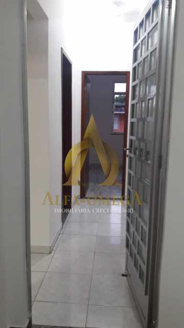 3 - Casa em Condomínio Estrada do Tindiba,Pechincha, Rio de Janeiro, RJ Para Alugar, 2 Quartos, 104m² - AOJ60035L - 6